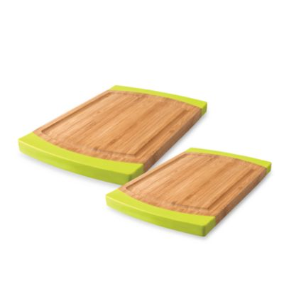 BergHOFF® Rounded Bamboo Chopping Boards
