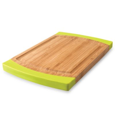 BergHOFF® Medium Rounded Bamboo Chopping Board