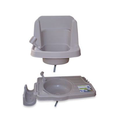Riverstone Clean-IT Small Portable Outdoor Sink