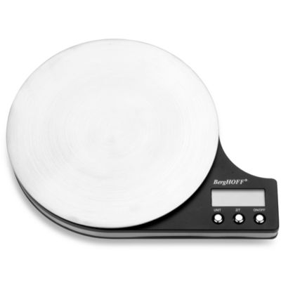 BergHOFF® Stainless Steel Electronic Kitchen Scale