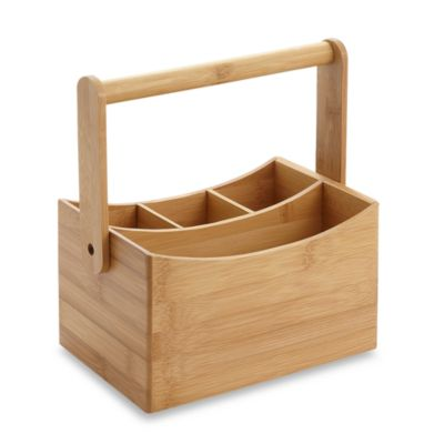 Core Bamboo™ Cutlery Caddy