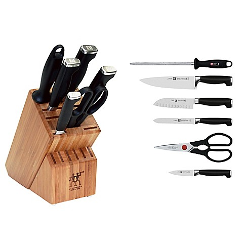 Zwilling J.A. Henckels Four Star II 7-Piece Cutlery Set