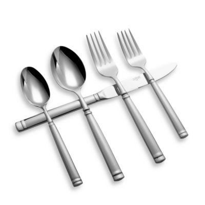 Stephanie 20-Piece Flatware Set