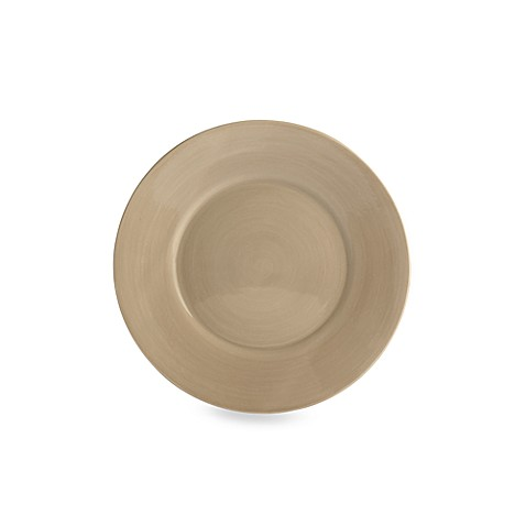 Tabletops Unlimited® Misto 8-1/2-Inch Round Salad Plate in Light Taupe