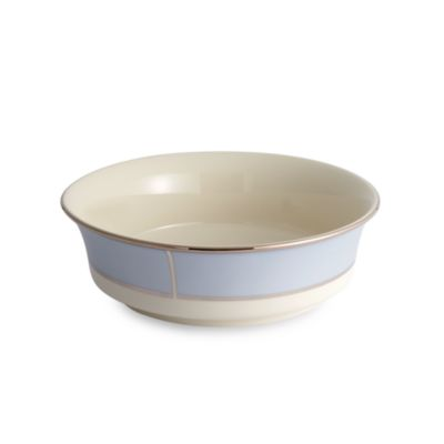 Lenox® Blue Frost Round Serving Bowl