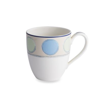 Java Blue 15-Ounce Mug
