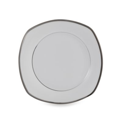 Lenox White Square Plate