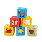 Earlyears® Sweet Baby Blocks
