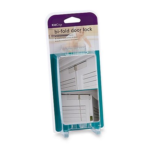 Kidco 174 Bi Fold Door Lock Bed Bath Amp Beyond