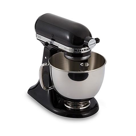 Kitchenaid artisan 5 qt stand mixer in caviar bed bath beyond - Kitchenaid artisan qt stand mixer sale ...