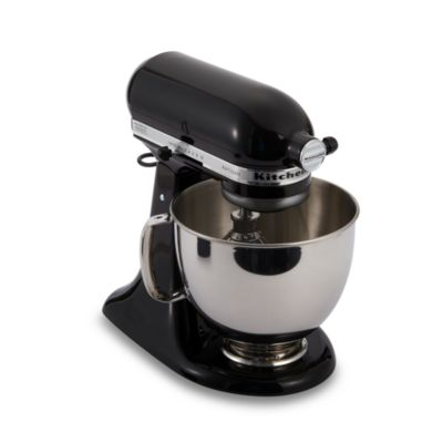 KitchenAid® 5-Quart Artisan™ Stand Mixer in Onyx Black