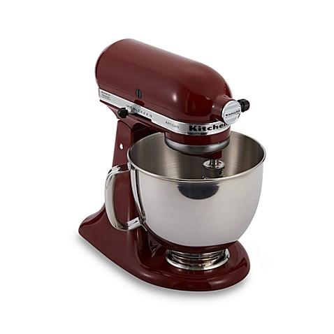 Buy kitchenaid artisan 5 qt stand mixer in cinnamon from bed bath beyond - Kitchenaid artisan qt stand mixer sale ...