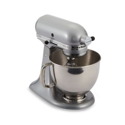 KitchenAid® 5-Quart Artisan™ Stand Mixer in Chrome