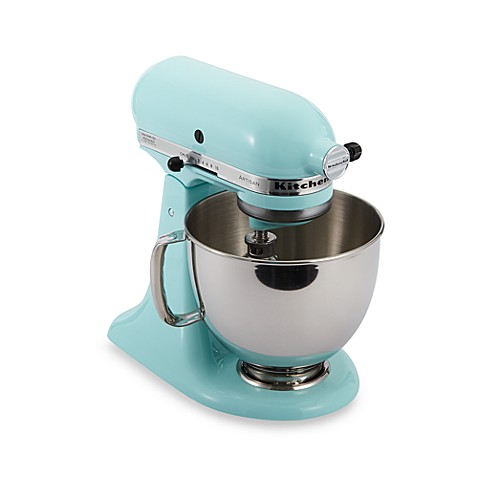Buy kitchenaid artisan 5 qt stand mixer in ice from bed bath beyond - Kitchenaid artisan qt stand mixer sale ...