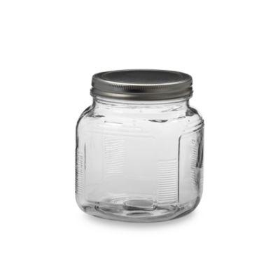 32-Ounce Glass Jar