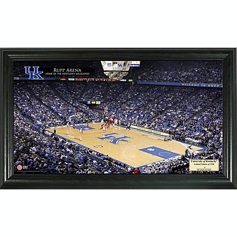 University of Kentucky Gridiron Panoramic Frame