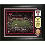 Jones AT&T Stadium Minted Team Medallion Photo Mint Frame