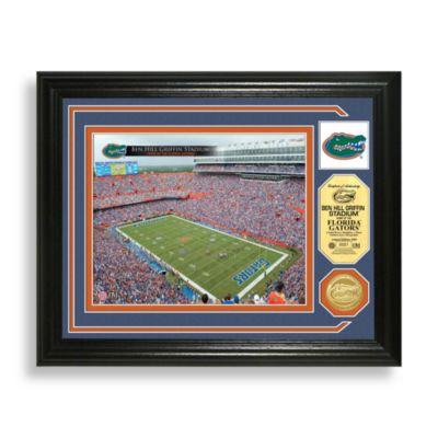 Ben Hill Griff in Stadium Minted Team Medallion Photo Mint Frame