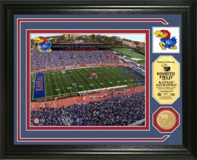 Kivisto Field Minted Team Medallion Photo Mint Frame