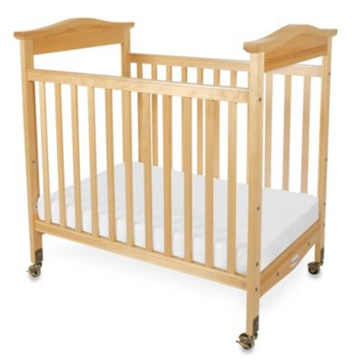 Biltmore™ Compact Fixed-Side Clearview Crib