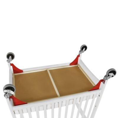 Foundations® First Responder™ Evacuation Frame with Chrome Casters