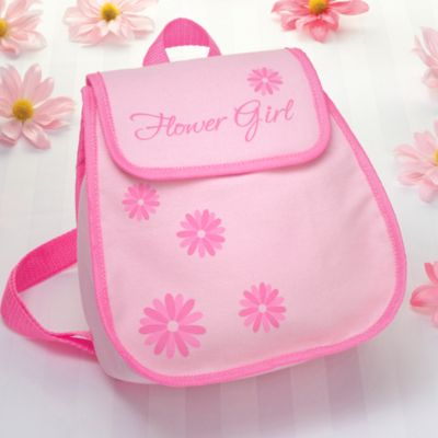 Lillian Rose™ Flower Girl Backpack in Pink