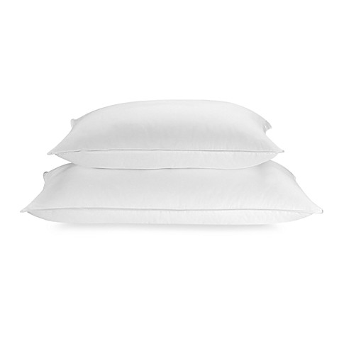 Arm & Hammer® Pure & Healthy Back Sleeper King Size Medium Support Pillow