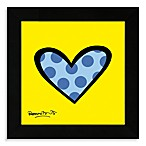 Britto™ BeeBop Love Framed Wall Art