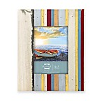 Prinz Largo Multi Colored 5-Inch x 7-Inch Wood Frame