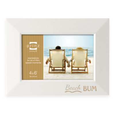 Prinz Dakota 6-Inch x 4-Inch Frame in Beach Bum