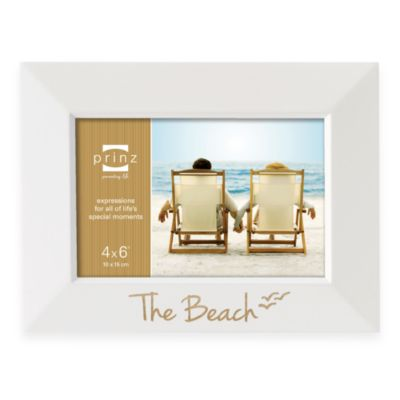 Prinz Dakota 6-Inch x 4-Inch Frame in The Beach