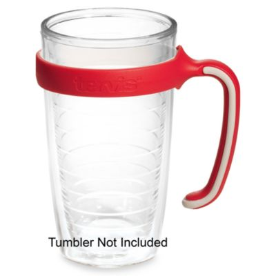 Tervis® Slide-On Handle for 16-Ounce Tumbler in Red