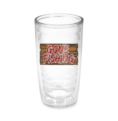 Fishing 16-Ounce Tumbler