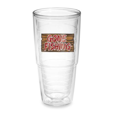 Tervis® Gone Fishing 24-Ounce Tumbler