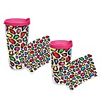 Tervis® Colored Leopard Wrap Tumbler with Lid