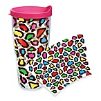 Tervis® Colored Leopard Wrap 24-Ounce Tumbler with Lid