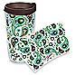 Tervis® Fiesta® Blue Paisley Wrap 16-Ounce Tumbler with Lid