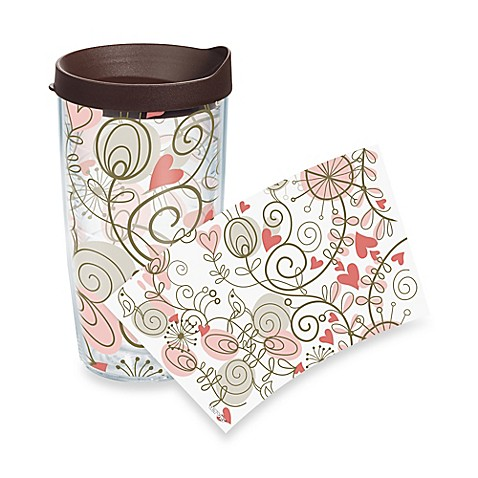 Tervis® Heart Vine Wrap 16-Ounce Tumbler with Lid