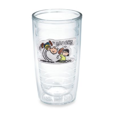 Tervis® Peanuts® Charlie Brown & Lucy 16-Ounce Tumbler