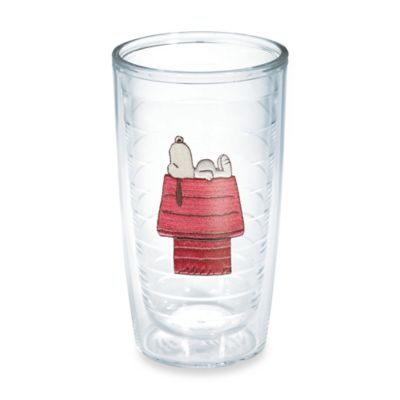 Tervis® Peanuts® Snoopy 16-Ounce Tumbler