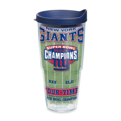 Tervis® Giants Super Bowl XLVI Wrap 24-Ounce Tumbler with Lid