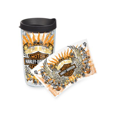 Tervis® Harley-Davidson® Lady Rider Wrap 16-Ounce Tumbler
