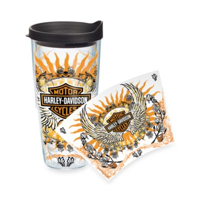 Tervis® Harley-Davidson® Lady Rider Wrap 24-Ounce Tumbler