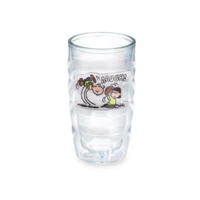 Tervis® Peanuts® Charlie Brown & Lucy Wavy 10-Ounce Tumbler