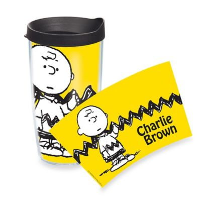 Tervis® Peanuts® Charlie Brown Wrap 10-Ounce Tumbler with Lid