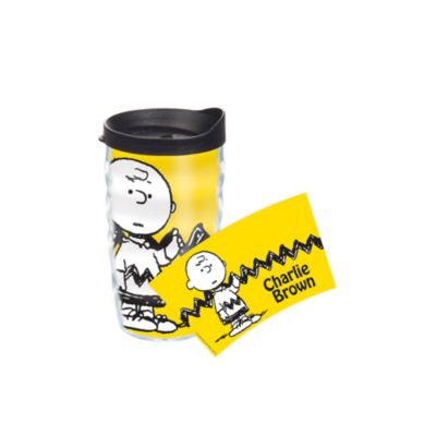Tervis® Peanuts® Charlie Brown Wrap Wavy 10-Ounce Tumbler with Lid