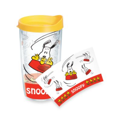 Tervis® Peanuts® Snoopy Wrap 10-Ounce Tumbler with Lid