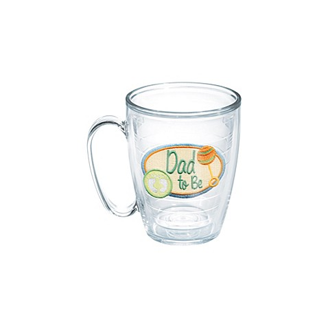 Tervis® Dad To Be 15-Ounce Mug