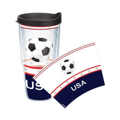 Tervis® USA Soccer Wrap 24-Ounce Tumbler with Lid