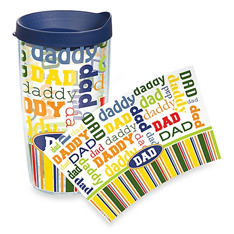 Tervis® Dad Wrap 16-Ounce Tumbler with Lid
